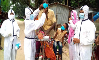 The Surveillance Committee has not stopped to prevent coronavirus in Birganj