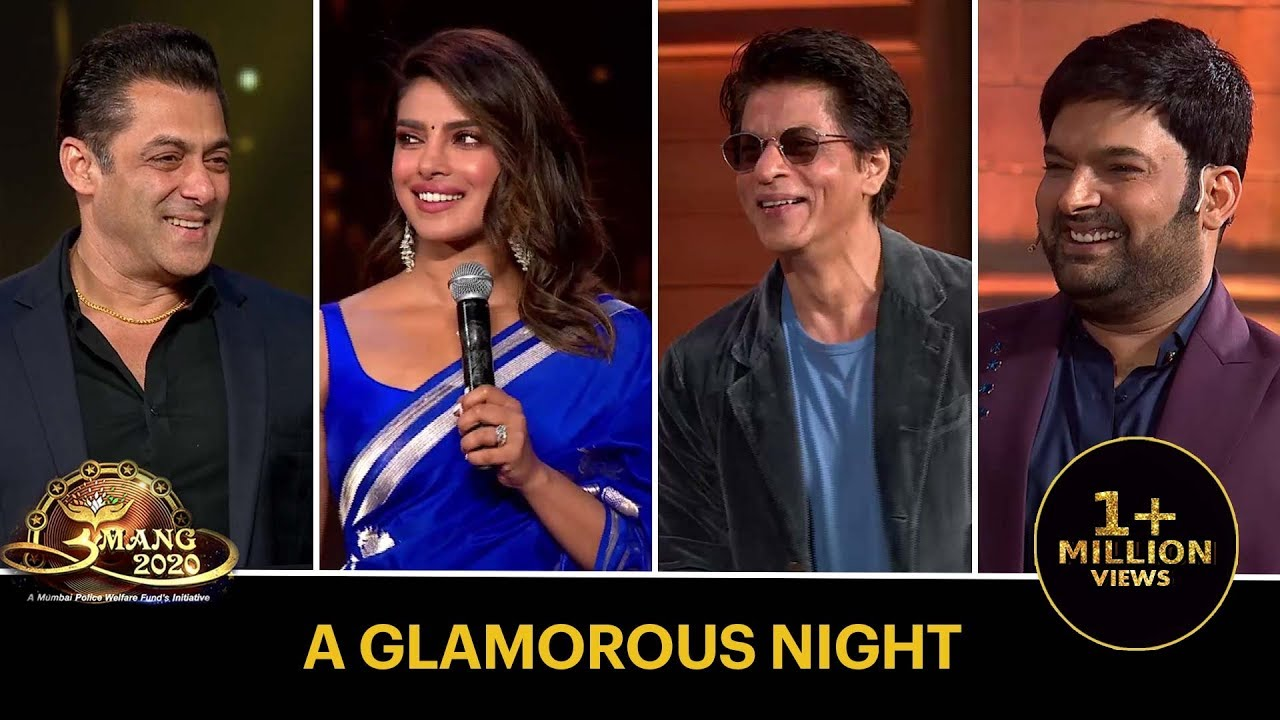A Glamorous Night Of UMANG | Umang 2020 | FULL EVENT | Shahrukh Khan, Salman Khan, Kapil Sharma